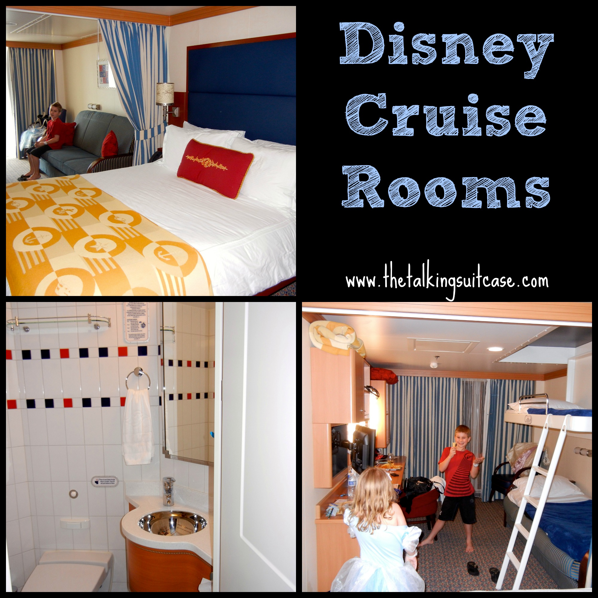 Disney Cruise Rooms I Stateroom On Disney Fantasy
