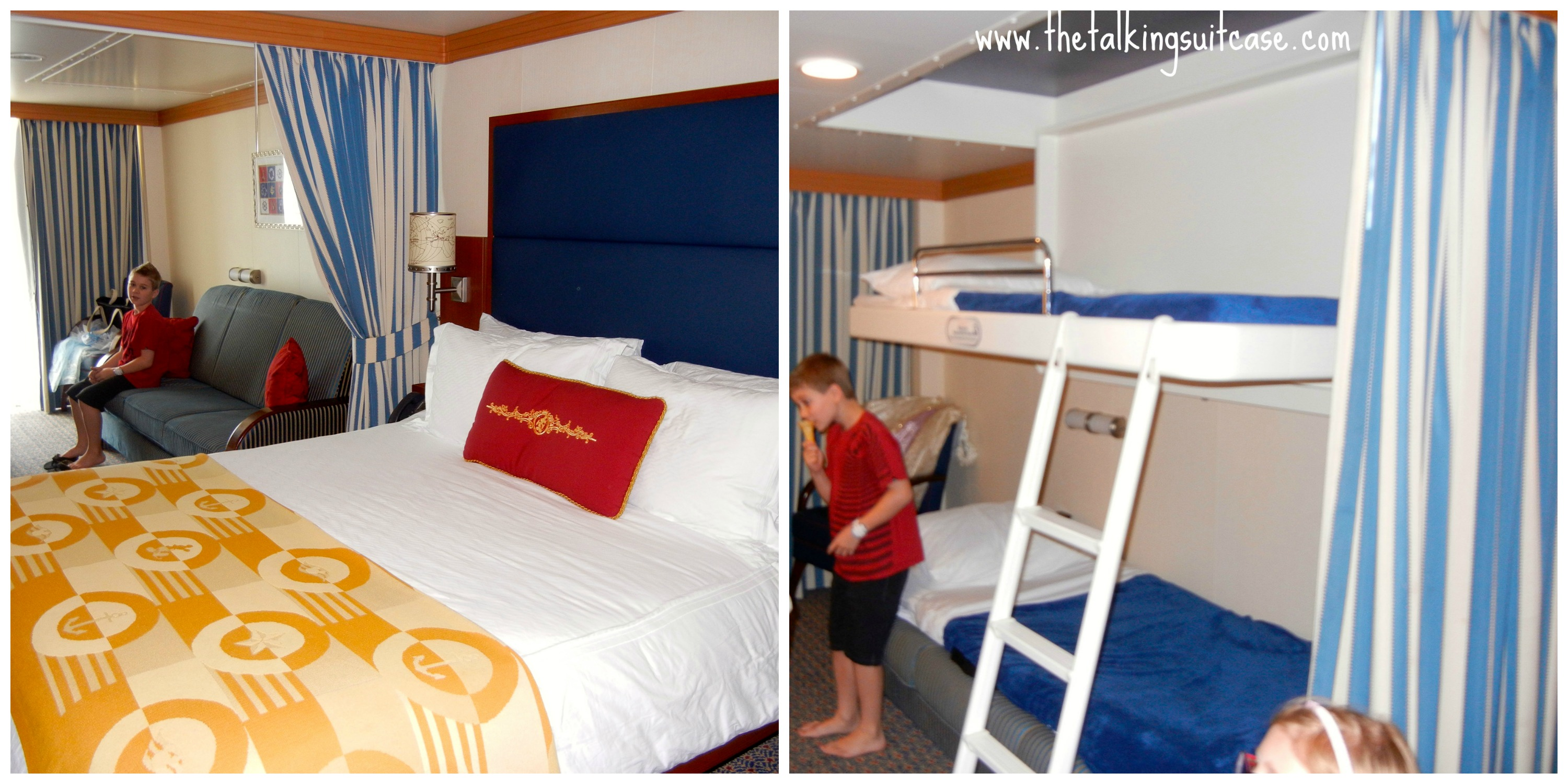 Disney Cruise Rooms I Stateroom On Fantasy