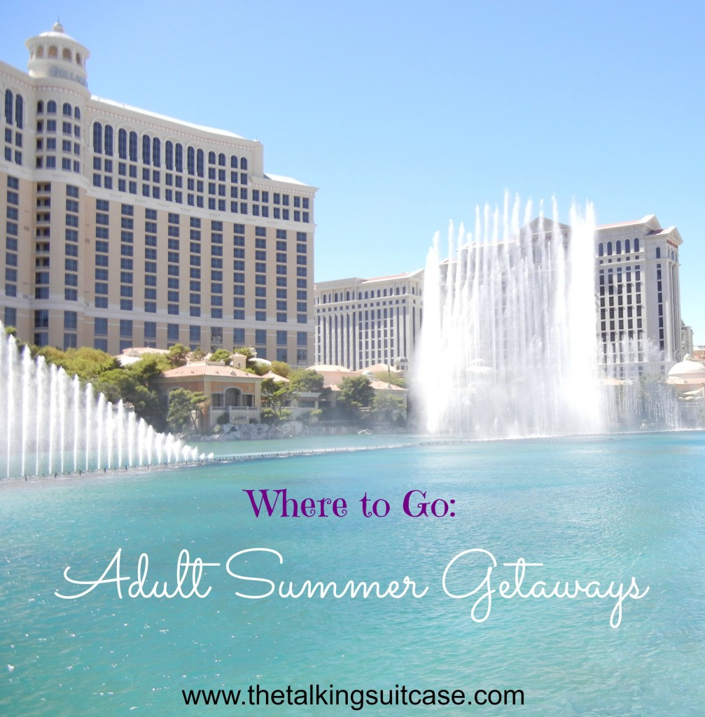 Adult Summer Getaways
