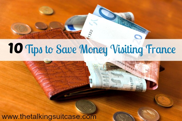 Save Money Visiting France
